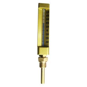 V-Line промышленных стекло термометра (LX-006)