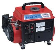 携帯用ガソリン発電機(HY2500DC)