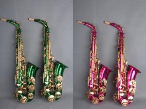 Saxophone alto / saxophone couleur / saxophone étudiant (SAA-L)