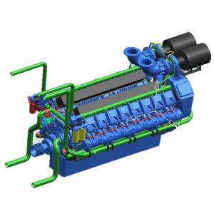 motore di 60Hz 2750kVA Googol (centrale elettrica)