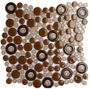 Tuiles de mosaïque en verre - série de concept (X41)
