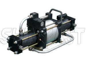 Pneumatischer angetriebener Sauerstoff-Verstärker Std40 von China