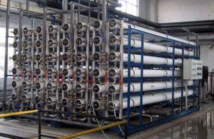 Meerwasser-Entsalzen-Ausrüstung (EK)