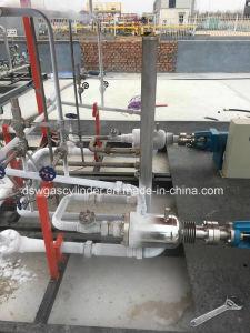L-CNG Skid-Mounted regulador de gas y equipos de vaporización