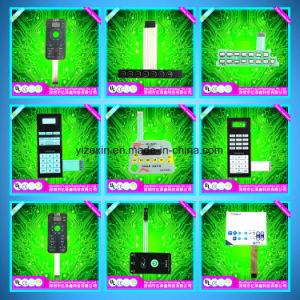 オーバーレイ図形印刷を用いるOEMおよびODMの電子スイッチのキーパッド