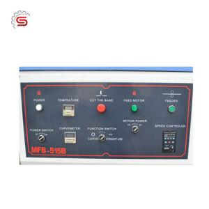 Bajo precio Mfb515b Manual máquina encoladora de bordes de la curva y recta