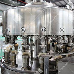 缶のための自動炭酸水・満ちるびん詰めにするライン生産ライン