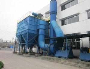 Colector de Polvo industriales Baghouse para fresadoras