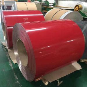 Il colore di alta qualità PVDF ha ricoperto 1050, 3105 bobine di alluminio/lamiera/nastro/lamierino