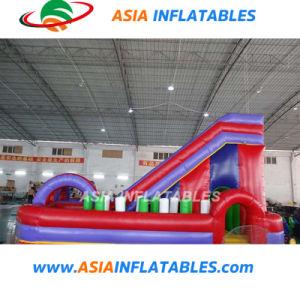 巨大な商業膨脹可能な障害物コース、Inflatablesの障害対話型のゲーム