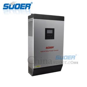 CC 48V di Suoer all'invertitore ibrido ad alta frequenza di energia solare degli invertitori 5kVA 60A MPPT di CA 230V 4kw