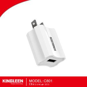 Один порт USB модели C801 настенное зарядное устройство на заводе прямой продажи
