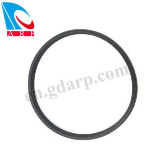 Fornitore elastico dell'anello del silicone trasparente di buona qualità con il certificato di RoHS