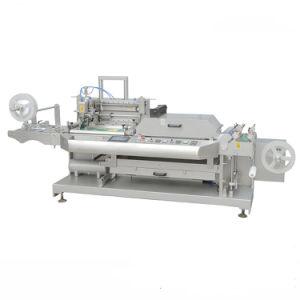 (JDZ-1030) 의복 레이블을%s 기계를 인쇄하는 자동적인 실크 스크린 레이블