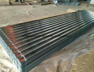 Corrugattedの亜鉛によって塗られる電流を通された鋼板
