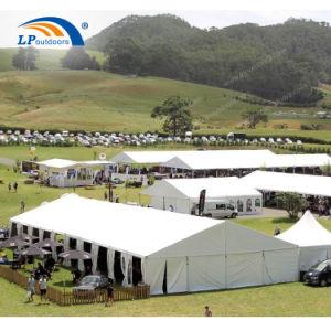20X80m для использования вне помещений алюминиевая рама спортивную игру события показывают Палатка для продаж