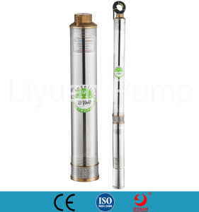 4  석유로 가득한 잠수할 수 있는 펌프, Oil-Immersed 펌프 세트