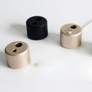 Base di carico di alluminio di carico del basamento della cuffia avricolare senza fili per Apple iPhone7