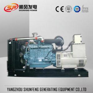 Doosan électrique 80kVA Groupe électrogène Diesel avec contrôleur Harsen