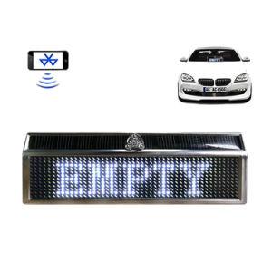 Индикатор Bluetooth Авто вывески для выставки автомобиль автомобиль