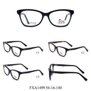 2018 Frames van de Glazen van de Frames Eyewear van de Manier de Optische (FXA1499)