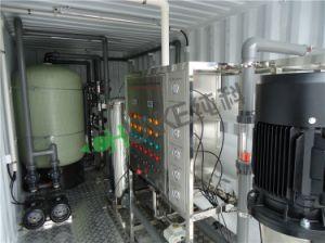Sistema de purificación de agua RO planta para el coste de Agua Potable