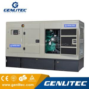 Long terme silencieux générateur diesel Cummins 40 kVA