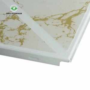 2018 L'aluminium réside dans les carreaux de plafond pour les systèmes de plafond commerciale