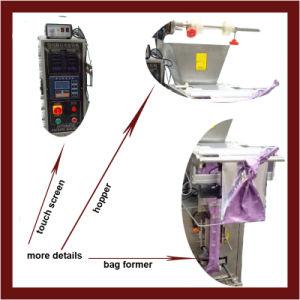 Máquina de envasado automático de polvo de polvo para el embalaje