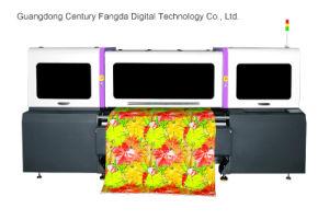 Fd-1882 цифровой текстильный рулона в рулон принтер