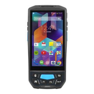 Handdatenerfassungs-Mobile-Computerterminal mit Scanner androides PDA des Barcode-1d/2D