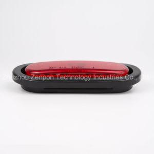 DOT Carretilla de 6 de la luz de LED Oval Detener la luz de giro de cola de la luz de remolque de alta calidad
