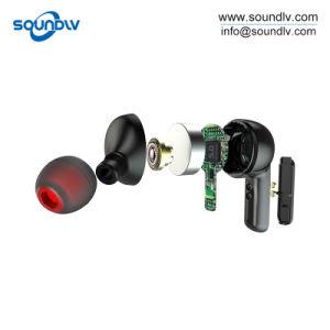 I veri mini sport stereo senza fili di Tws impermeabilizzano il trasduttore auricolare delle cuffie di Bluetooth