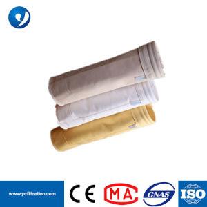 Hochtemperaturstaub-Filtertüte PPS-Faser-Taschen-Filtertüte