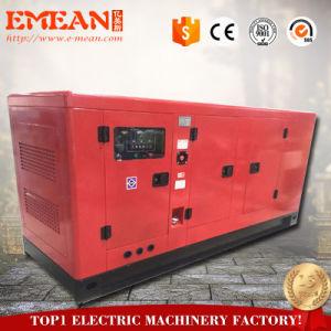 Excellent pouvoir 108KW 135kVA Groupe électrogène Générateur Diesel silencieux de remorque