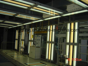 高品質アルミニウム及び極度の明るいLEDの管Xt-Kqf2*36Wが付いているラッカー部屋のライトボックス