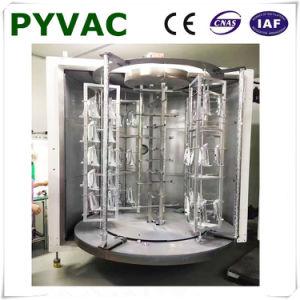 Equipamento para Engraxar Calcanhar Metalizing de vácuo na máquina/plástico de alumínio máquina de revestimento de vácuo metalizado