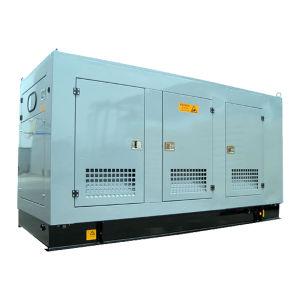 큰 힘 330kw 412.5kVA 전기 휴대용 침묵하는 디젤 엔진 발전기 3phase 엔진 세트