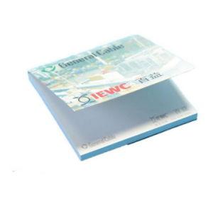 Logo personnalisé Notes adhésives Pad Pads Memo Stick Auto-adhésif Notes Notes papier