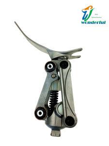 Desarticulação da prótese do joelho em aço inoxidável para Adulto