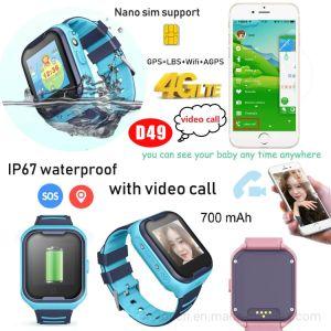 Novo desenvolvido 4G Lte Rastreamento inteligente Ver O GPS com chamada de vídeo global
