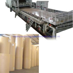 3200мм 50t/d крафт-бумаги бумагоделательной машины для мельницы бумаги