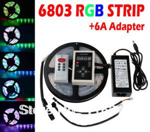 6803 indicatore luminoso di nastro di CI LED Strip/RGB LED/nastro flessibile del LED (MC-DT-113)