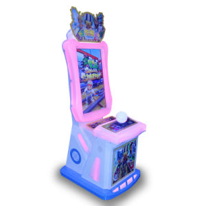 Metro Ifun Parkour redenção operada por moedas de Vídeo da máquina de jogos para crianças