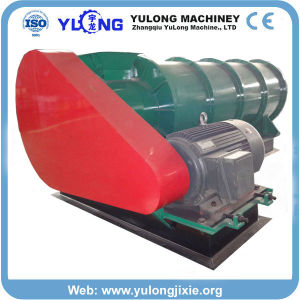 1 à 2 tonne/heure machine à granulés d'engrais Organice