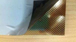 卸売201 1.2mm Embossed Stainless Steel Sheet、0.4mm Mirror Embossed Stainless Steel Sheet