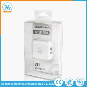 RoHS 5V 2.1A USB-Wand-Aufladeeinheits-Handy-Zubehör