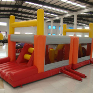 Obstacle gonflables géants Bouncy Castle