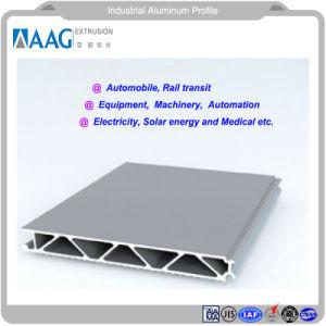 Profili industriali di alluminio dell'alluminio del rivestimento della polvere dell'espulsione di vendita della fabbrica/
