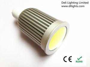 GU10 Dimmable Anti-Interference 7W COB LED Spotlight